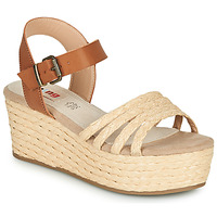 Zapatos Mujer Sandalias MTNG GARISSON Beige