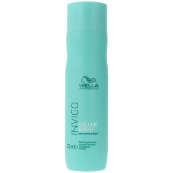 Belleza Champú Wella Invigo Volume Boost Shampoo  250 ml