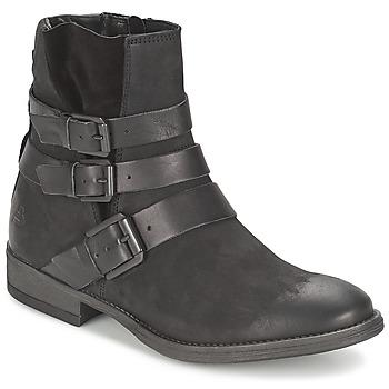 Zapatos Mujer Botas de caña baja Bullboxer AXIMO Negro