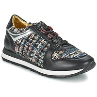Zapatos Mujer Zapatillas bajas Lola Espeleta SPHINKS Negro / Multicolor