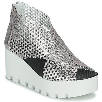 Zapatos Mujer Sandalias Sweet Lemon STYM Plata