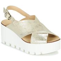 Zapatos Mujer Sandalias Sweet Lemon SUAX Oro