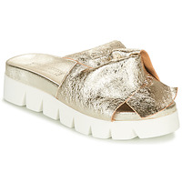 Zapatos Mujer Zuecos (Mules) Sweet Lemon LOLAI Oro