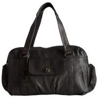 Bolsos Mujer Bolso Pieces Cuero Bolso Small  Totally Royal negro