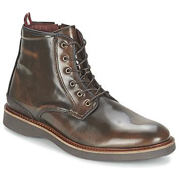 Zapatos Hombre Botas de caña baja Coxx Borba MSATA-605.01 Marrón