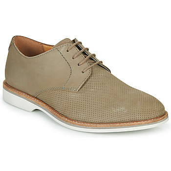 Zapatos Hombre Derbie Clarks ATTICUS LACE Beige