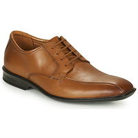 Zapatos Hombre Derbie Clarks BENSLEY RUN Marrón