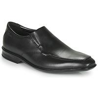 Zapatos Hombre Derbie Clarks BENSLEY STEP Negro