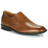 Zapatos Hombre Derbie Clarks BENSLEY STEP Marrón