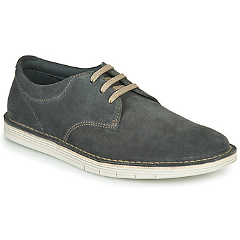 Zapatos Hombre Derbie Clarks FORGE VIBE Marino