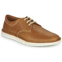 Zapatos Hombre Derbie Clarks FORGE VIBE Marrón