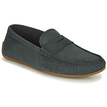Zapatos Hombre Mocasín Clarks REAZOR PENNY Marino