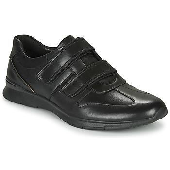 Zapatos Hombre Zapatillas bajas Clarks UN TYNAMO TURN Negro