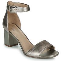 Zapatos Mujer Sandalias Clarks DEVA MAE Plata