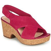 Zapatos Mujer Sandalias Clarks MARITSA LARA Rosa