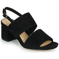 Zapatos Mujer Sandalias Clarks SHEER55 SLING Negro