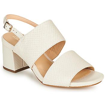 Zapatos Mujer Sandalias Clarks SHEER55 SLING Blanco