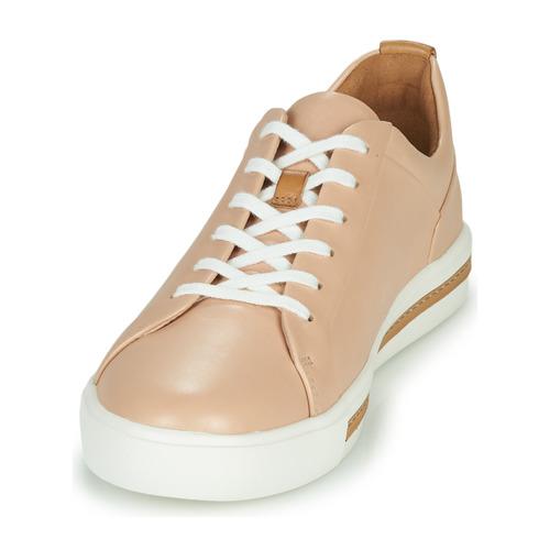 Clarks Un Maui Lace Rosa - Envío Gratis Zapatos Deportivas Bajas Mujer 79