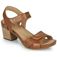 Zapatos Mujer Sandalias Clarks UN PALMA VIBE Camel