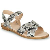 Zapatos Mujer Sandalias Clarks WILLOW GILD Serpiente