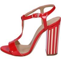 Zapatos Mujer Sandalias Marc Ellis BP28 azul