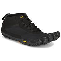 Zapatos Hombre Senderismo Vibram Fivefingers V-TREK Negro