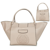 Bolsos Mujer Bolso shopping Desigual TRIBAL ZARIA MEDIUM Beige