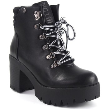 Zapatos Mujer Botines D'angela 16301 DCZ negro