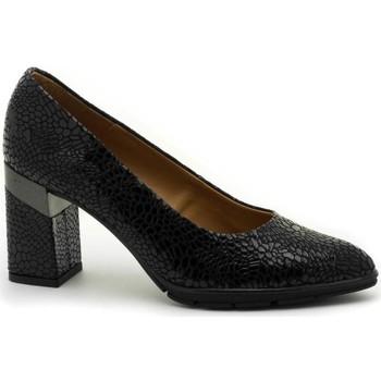 Zapatos Mujer Zapatos de tacón Moda Bella 144-653 GS Negro