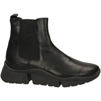 Zapatos Mujer Botas de caña baja Lemaré OFFICINA CERA nero