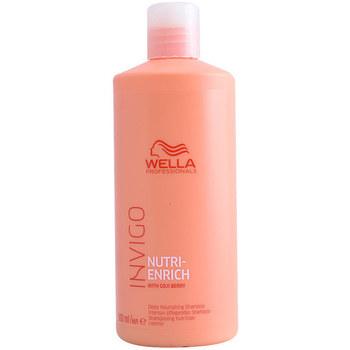 Belleza Champú Wella Invigo Nutri-enrich Shampoo  500 ml