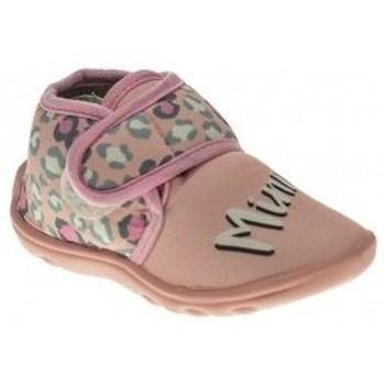Zapatos Niña Pantuflas para bebé Mayal 12844 Rosa