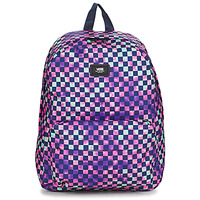 Bolsos Mochila Vans OLD SKOOL III BACKPACK Multicolor