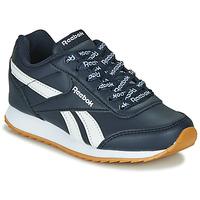 Zapatos Niños Zapatillas bajas Reebok Classic REEBOK ROYAL CLJOG Marino