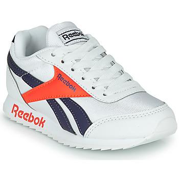 Zapatos Niños Zapatillas bajas Reebok Classic REEBOK ROYAL CLJOG Gris / Azul
