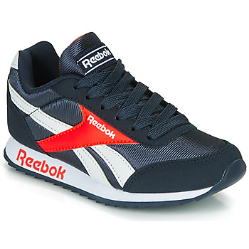 Zapatos Niño Zapatillas bajas Reebok Classic REEBOK ROYAL CLJOG Marino / Rojo