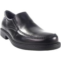 Zapatos Hombre Mocasín Baerchi 1801-AE negro