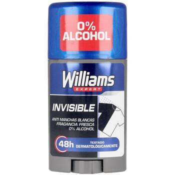 Belleza Hombre Desodorantes Williams Invisible 48h Deo Stick