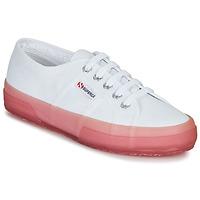 Zapatos Mujer Zapatillas bajas Superga 2750-JELLYGUM COTU Blanco