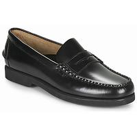 Zapatos Hombre Mocasín Sebago DAN POLARIS Negro