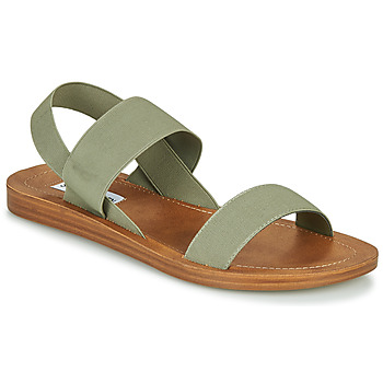 Zapatos Mujer Sandalias Steve Madden ROMA Kaki