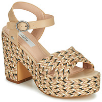 Zapatos Mujer Sandalias Pepe jeans BLEAN Beige