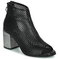 Zapatos Mujer Botas de caña baja Mjus MUSIC Negro