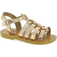 Zapatos Niña Sandalias Attica Sandals PERSEPHONE CALF GOLD-PINK oro