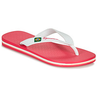 Zapatos Niña Chanclas Ipanema CLAS BRASIL II Rosa / Blanco