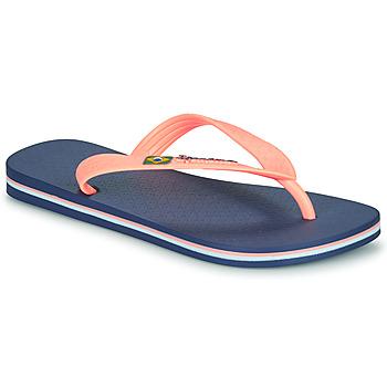 Zapatos Niña Chanclas Ipanema CLAS BRASIL II Azul / Naranja