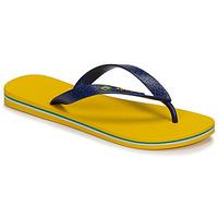 Zapatos Hombre Chanclas Ipanema CLAS BRASIL II Amarillo / Azul