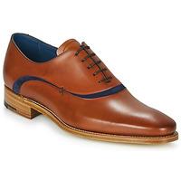 Zapatos Hombre Richelieu Barker EMERSON Marrón / Azul