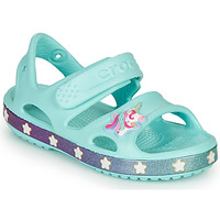 Zapatos Niña Sandalias Crocs FUNLAB UNICORN SANDAL Azul