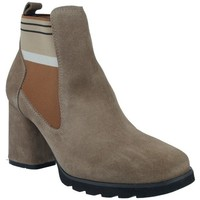 Zapatos Mujer Low boots CallagHan Callaghan Orisanu 25704 Botines Casual de Mujer beige